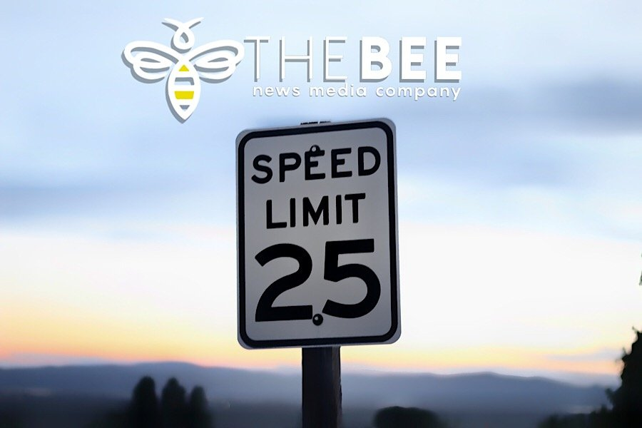 Speed Limit Change on Cherry Tree Boulevard