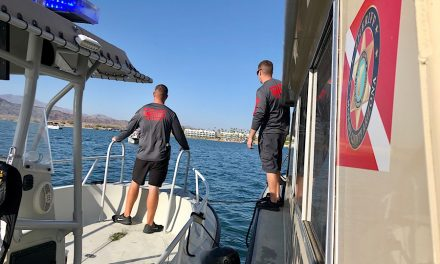 Boating Incident Victim Located
