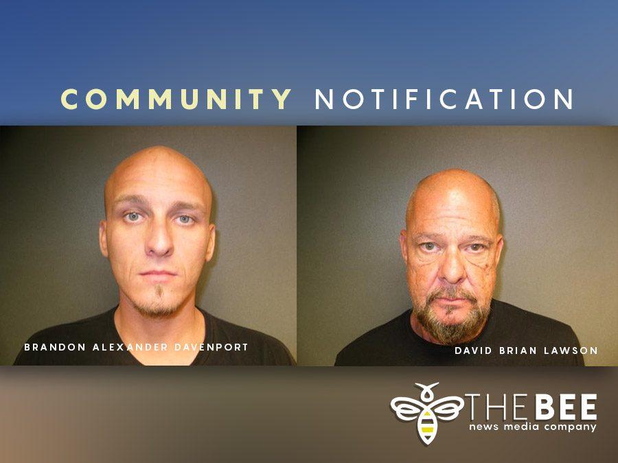 Community Notification