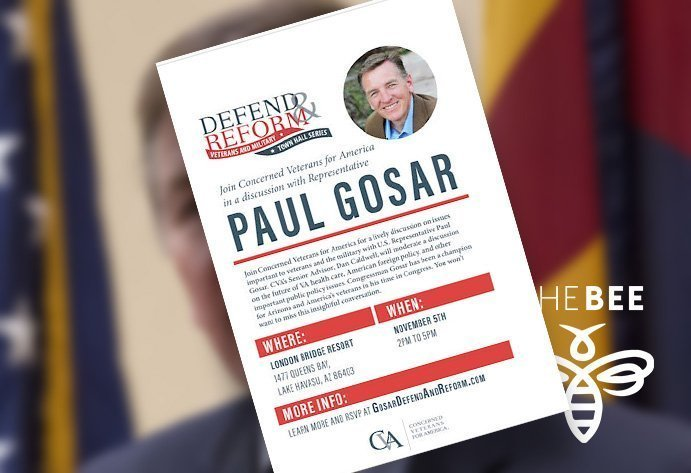 DEFEND & REFORM VETERANS AND MILITARY TOWN HALL SERIES
