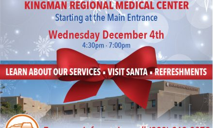 KRMC hosts Holiday Open House 2019