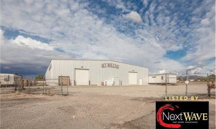 Only Five 10,000sqft to 20,000sqft Industrial Spaces left in Mohave County?