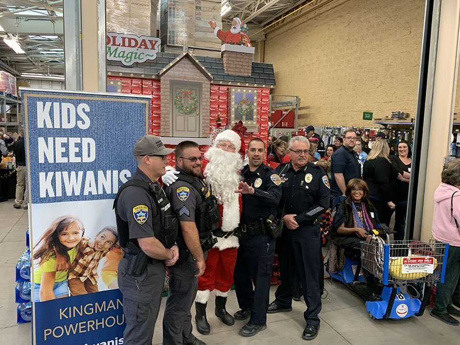 """Kiwanis puts on """"Clothe The Kids"""" for the 23rd year"""