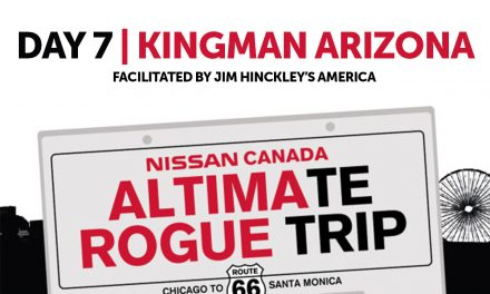 Nissan Canada's Route 66 Odyssey