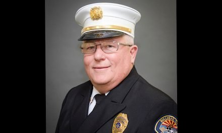 Fire Marshal Jim Dykens is set to retire December 31st, 2019