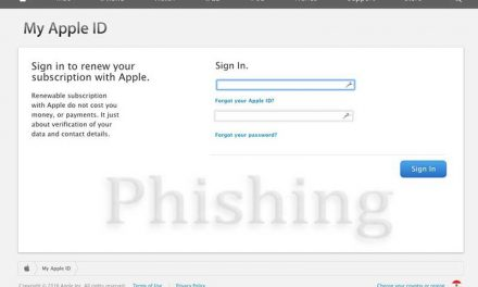 Spoofing leading to phishing