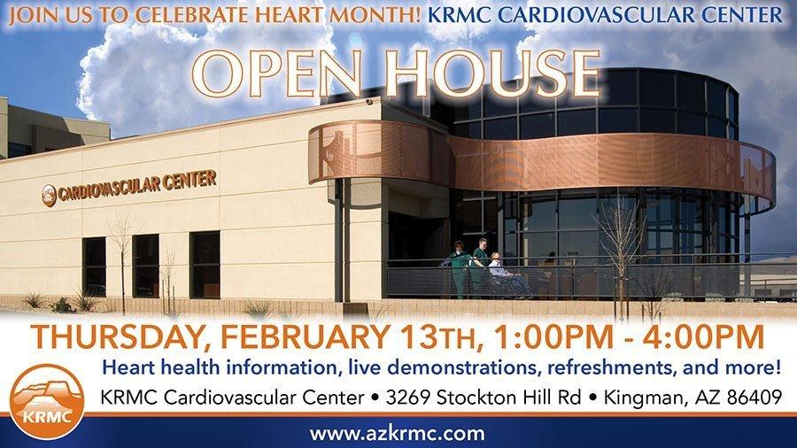 KRMC Cardiovascular Center hosts annual Open House