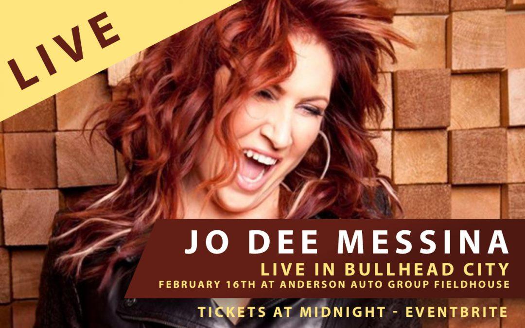 Jo Dee Messina comes to Bullhead City