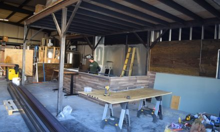 Rickety Cricket Brewing's New Taphouse opening soon