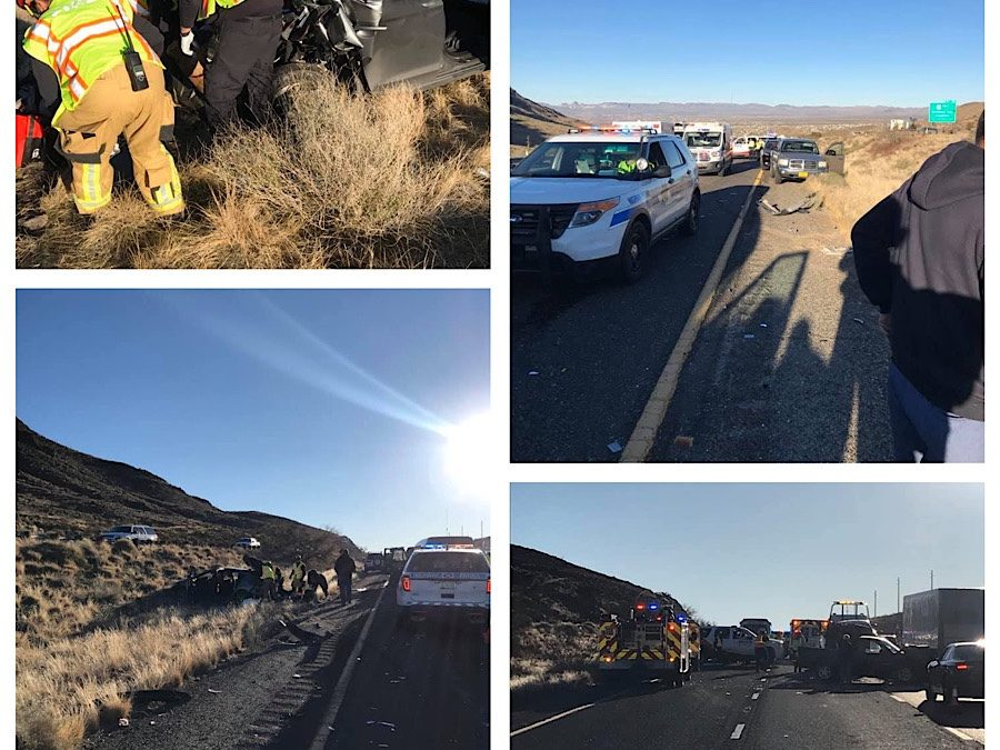 Coyote Pass Accident