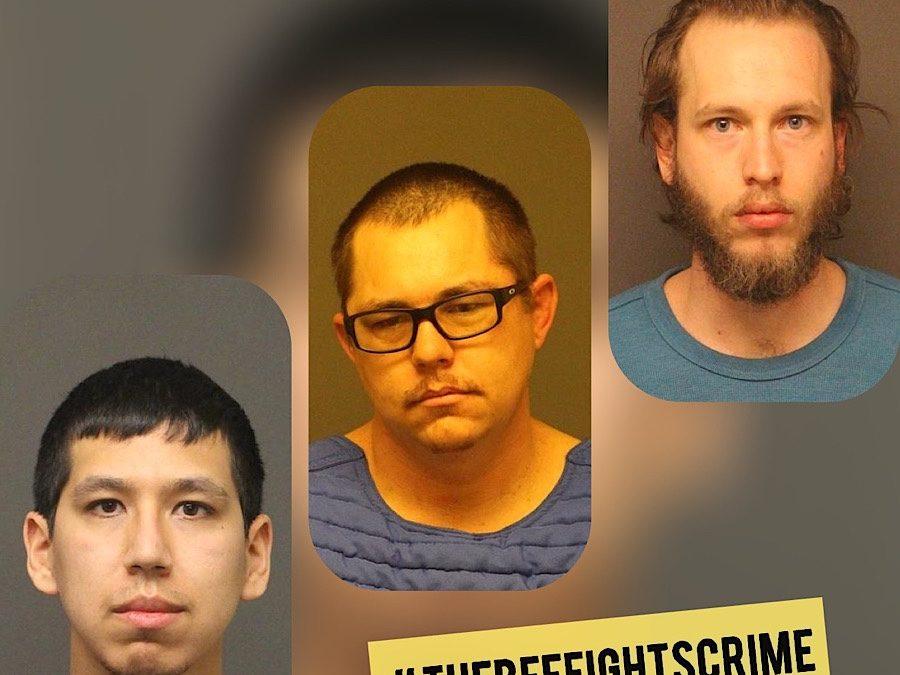 Sting Operation yields arrest of three predators