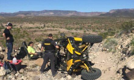 SEARCH AND RESCUE: WARM SPRINGS WILDERNESS AREA