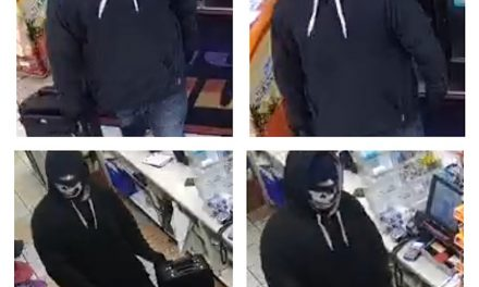 The Bullhead City Police Department is investigating an armed robbery at a local gas station.