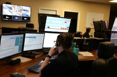 Kingman Dispatch Taking New Precautions with Callers