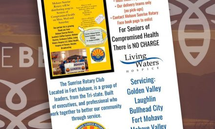 Mohave Sunrise Rotary helping local seniors