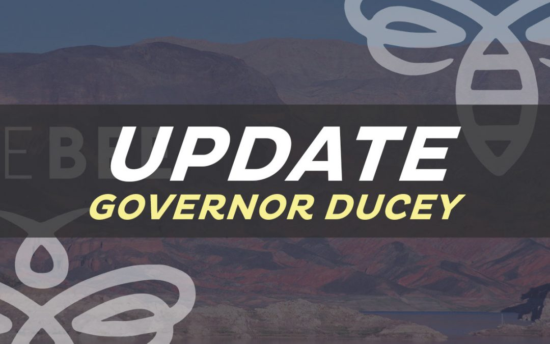 Today's Update: Governor's Office