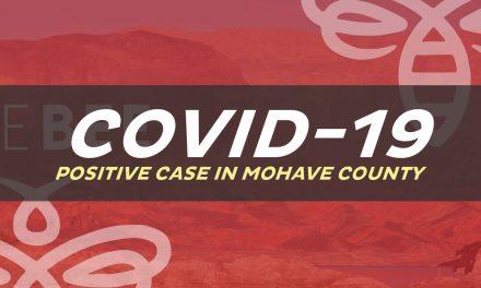 POSTIVE CASE- COVID-19 in Lake Havasu City Confirmed