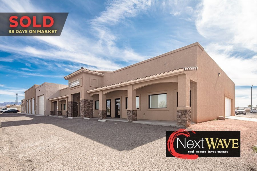 DID YOU KNOW that COMMERCIAL properties are MOVING in Bullhead City AZ?