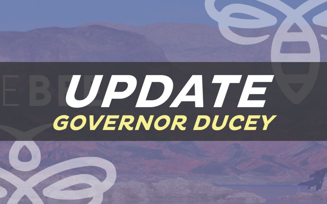 Governor's Update March 30th