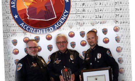 Kingman Police Dept. Annual Report