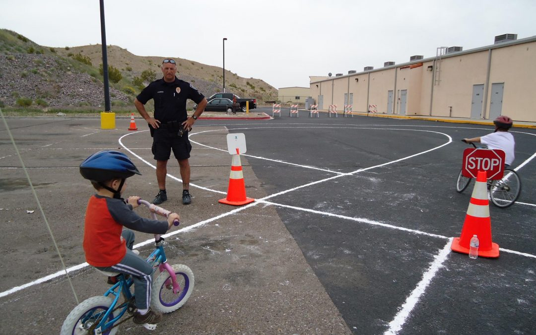 Bicycle Safety Rodeo