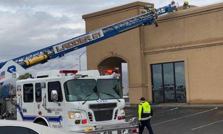 Fire Sprinkler System Credited for Saving Area Restaurant