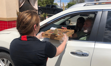 Rosatis offering specials for delivery, pickup and curbside.