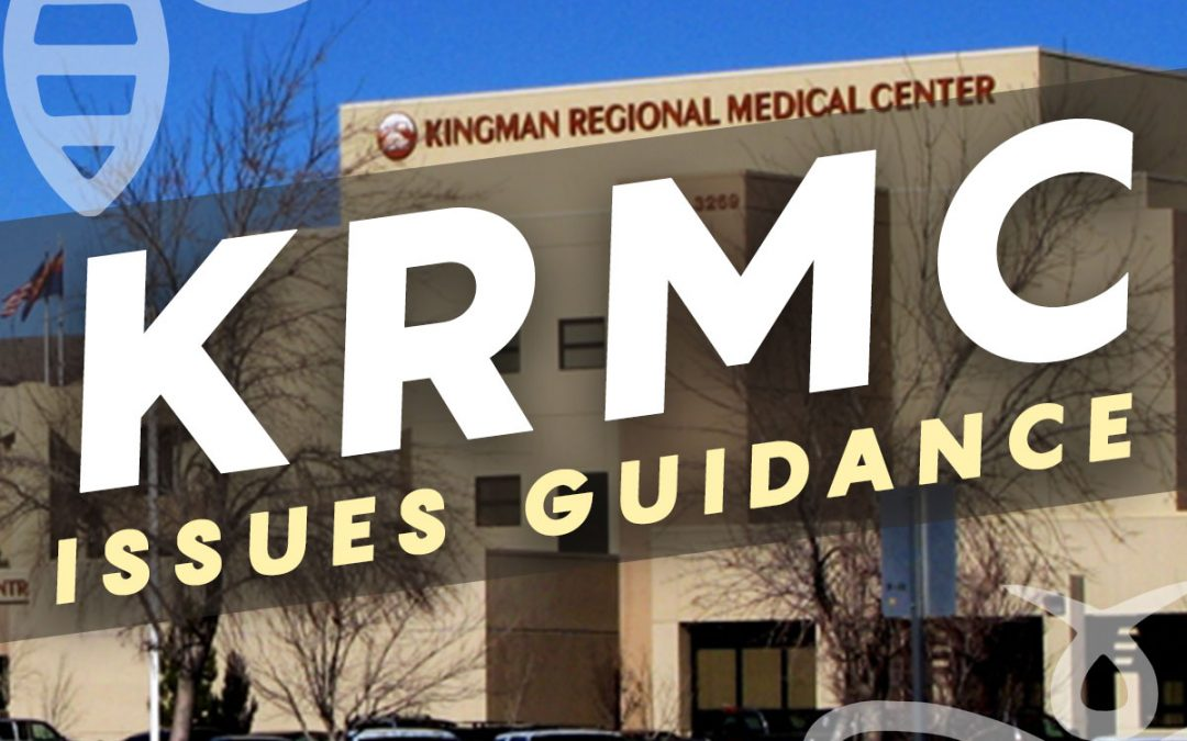 KRMC issues guidance for seeking medical care for COVID‑19 symptoms