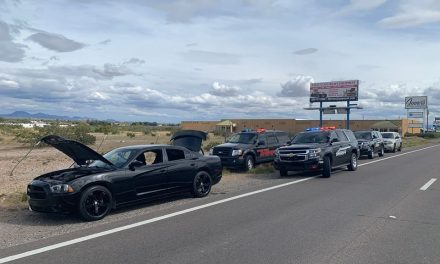 Mohave County Sheriff's Seeking Suspicious Vehicle in Mohave Valley