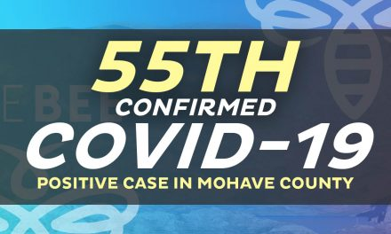 1 New Positive Case in Lake Havasu City -Total in County is Now 55