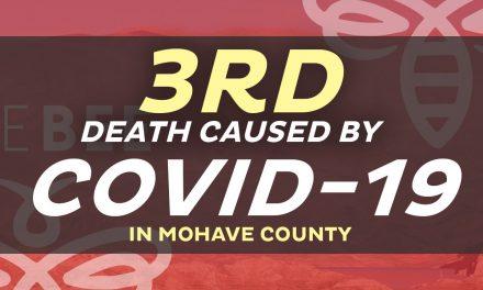 1 Death Reported in Lake Havasu City Today