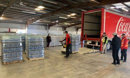 Arizona, Swire Coca-Cola Partner To Provide 30K Liters Of Water To Navajo Nation