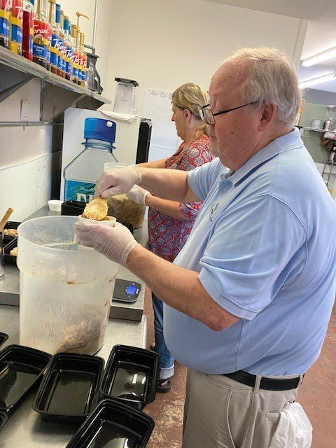 Meal program is helping, but funding and volunteer drivers are needed