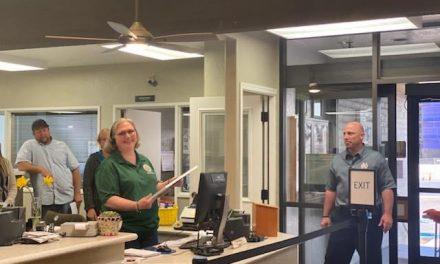 City Recognizes Life-Saving Efforts of Utility Billing Team Member