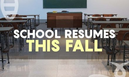 School expected to resume this fall