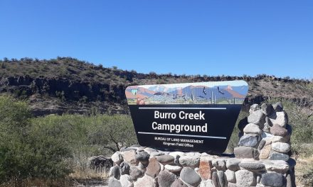 BLM announces recreational improvements at Burro Creek Campground