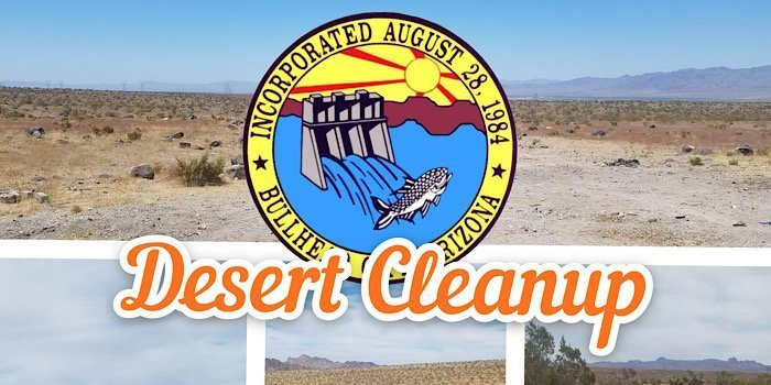 Desert Clean-up