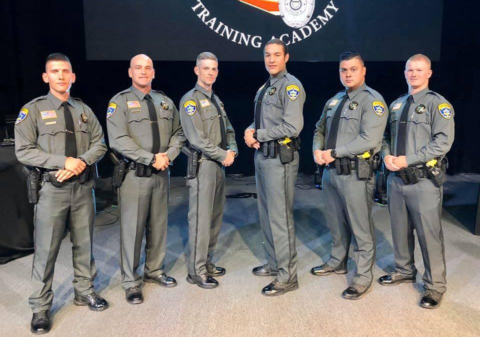 Mohave County Sheriff's Office – Deputy Graduation