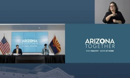 (VIDEO) Governor Ducey, Superintendent Hoffman, ADHS Director Dr. Christ, Arizona DEMA Director Maj. Gen. McGuire Share COVID-19 Updates