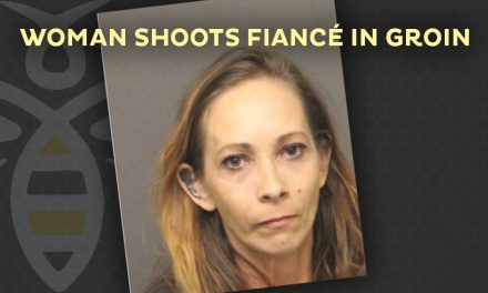 Woman shoots fiancé in groin