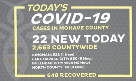 22 New COVID-19 Cases