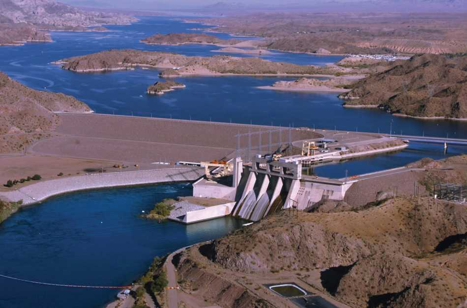Overnight releases will be reduced from Davis Dam