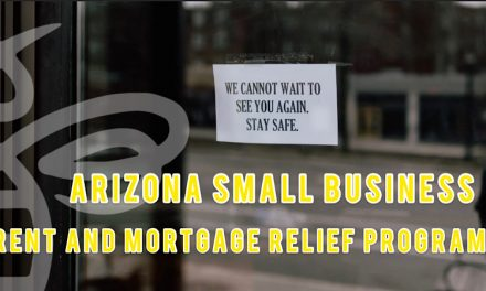 Arizona Small Business Rent and Mortgage Relief Program