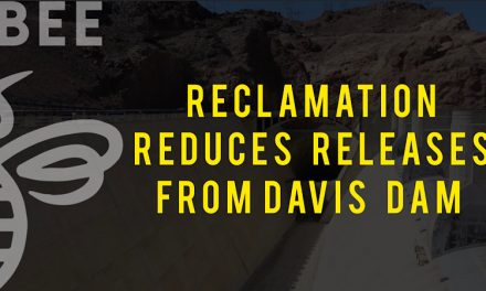Reclamation reduces releases from Davis Dam