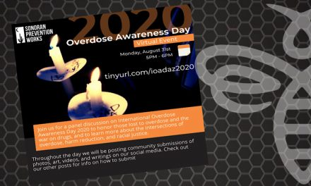 Virtual Vigil Event on International Overdose Awareness Day