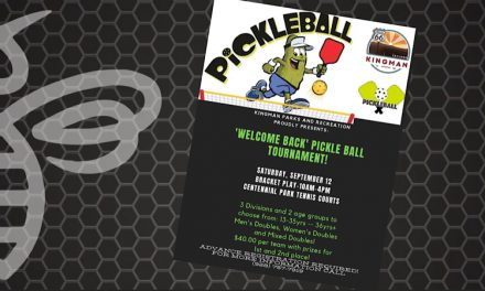 'Welcome Back' Fall Pickleball tournament!