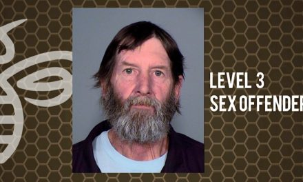 Community Notification – Level 3 Sex Offender