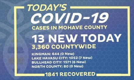 13 New COVID-19 Cases