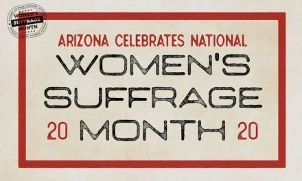 Arizona Celebrates Women's Suffrage Month