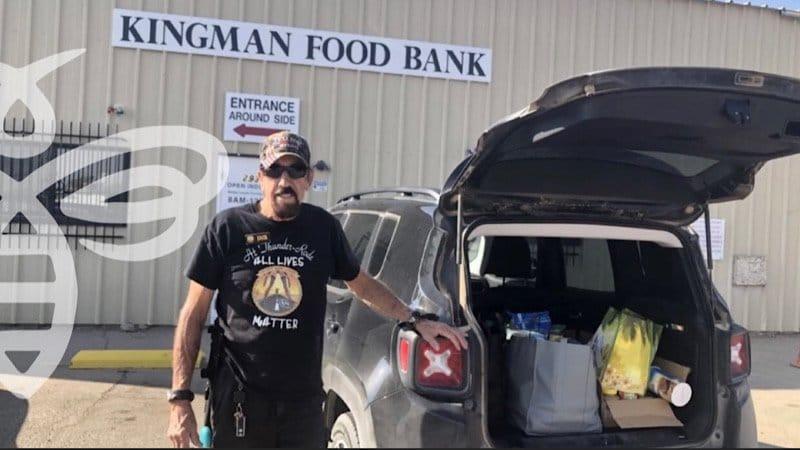 The Kingman Farmers Market Raises Funds and Donates Goods to Kingman Food Bank